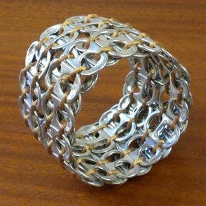 Jewelry - Soda Pop Top Bracelet